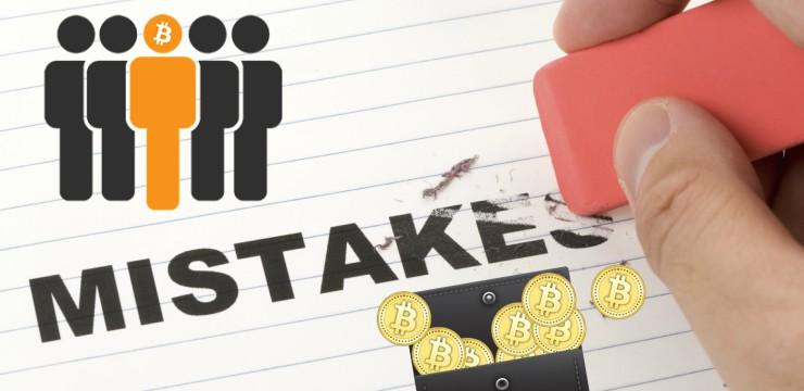 Crypto Mistakes